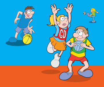 Sport for All School Holiday Sports